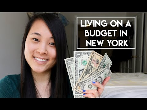 Living on a Budget in New York