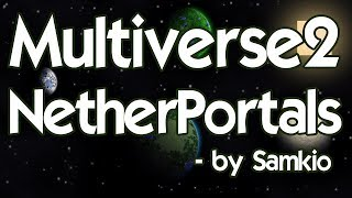 Multiverse 2 NetherPortals - WoopaGaming