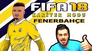 Fifa 18 Fenerbahçe Kariyeri / Bölüm 2 / Hayırlı Olsun !!!