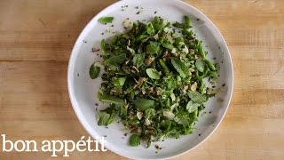 How To Make A Pea Salad (with Tons Of Herbs)