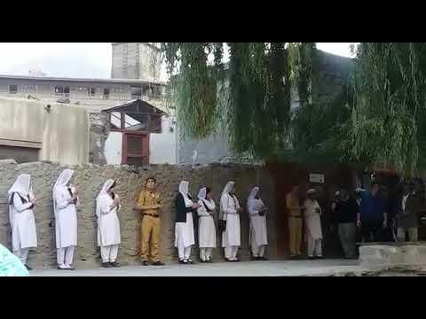 Prince Ali aga khan in hunza