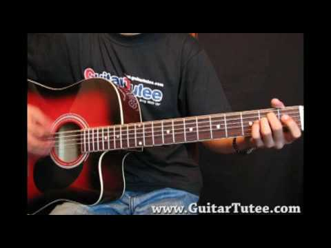 Mcfly Too Close For Comfort By Guitartutee Youtube