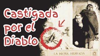 Sacerdote peca con una mujer y esta es castigada por el diablo (Leyenda de terror mexicana)