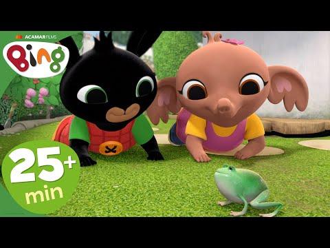 Króliczek Bing-bajki  edukacyjne dla dzieci