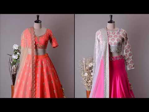 Designer Indian wedding lehengas