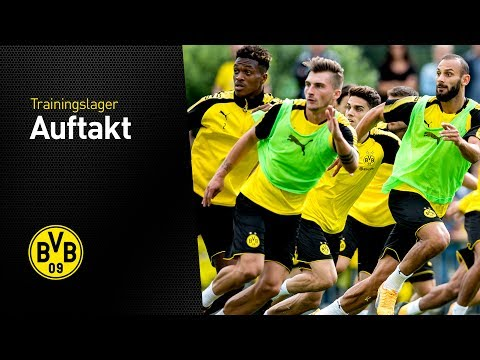 bvb trainingslager 2019