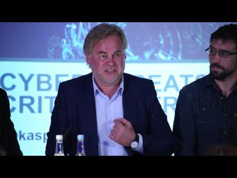 Critical Infrastructure with Eugene Kaspersky.