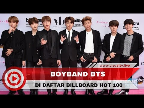 BTS Cetak Rekor di Chart Billboard! Mp3