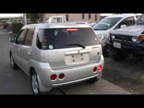Видео-тест автомобиля Suzuki Chevrolet Cruze (серебро, 2004г., M13A, HR52S-711097)