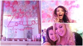 The Launch of Zoella Beauty (The Most Exciting Night Ever)