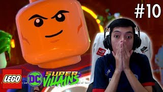 LEGO DC Super Villains Gameplay Walkthrough Part 10 - Lex Luthor Berkhianat