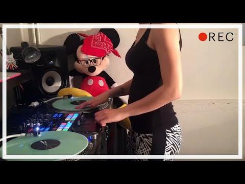 DJ Lady Style - Tupac Tribute 2017
