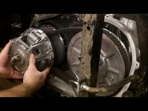 Kawasaki Mule Pro-FX / Pro-FXT 2015-18 - Clutch Kit Install EPI