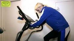 Crosstrainer harjoittelu kestävyysjuoksijalle, Laura Markovaara