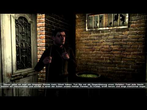 #1 - Sherlock Holmes versus Jack the Ripper (Deutsch)