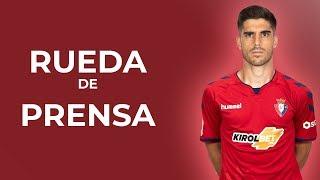 """Nacho Vidal: """"La línea a seguir es lo que hicimos ante el Mallorca"""""""