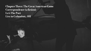 Chapter Three: The Great American Game (Live from Columbus, OH)