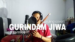 GURINDAM JIWA - P.Ramlee ( Seruling Cover )by: @yoga_mexjun