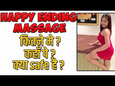 Ending thai mai massage chiang happy Happy Ending