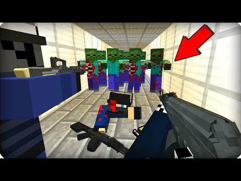 Спасти любой ценой [ЧАСТЬ 70] Зомби апокалипсис в майнкрафт! - (Minecraft - Сериал)