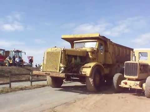 Euclid R40 Dump Truck in action