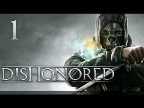Dishonored - прохождение с Карном. Часть 1
