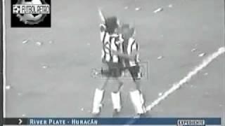 River Plate 1 vs Huracan 1 Torneo Nacional 1979 FUTBOL RETRO TV