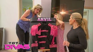 Natalya prepares for Jim