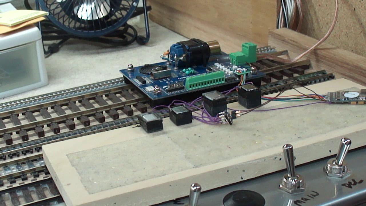 TTS DCC Sound Decoder 8 Ohm 1 Watt Zimo Loksound Flat Sugar Cube Speaker