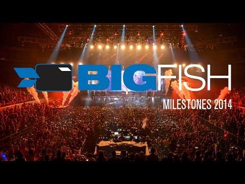 Bigfish Milestones 2014