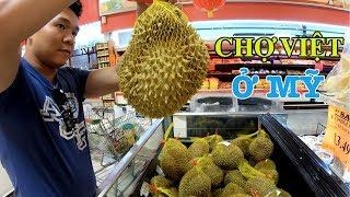Chợ người Việt ở Mỹ || Cùng Brian tham quan khu Chợ Việt tại Mỹ - Atlanta, USA
