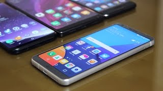 LG G6 vs ... (ekran FullVision) - recenzja, Krótka Mobzilla odc. 33 [+KONKURS z K10 - zakończony]