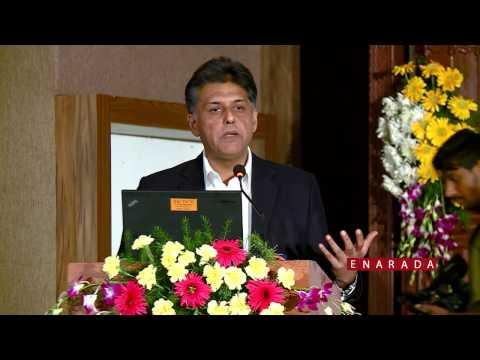 MANISH TEWARI opens up on untold stories of UPA govt