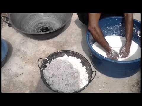Как мы делалали  кокосовое масло.