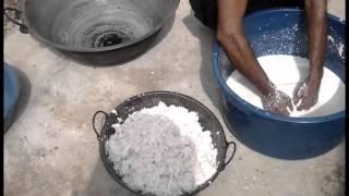 Как мы делалали  кокосовое масло.(Участники проекта