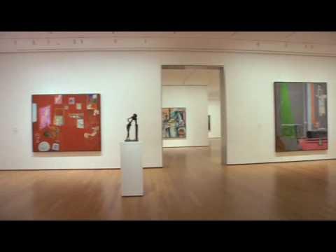 Museum of Modern Art - New York Myregioclip Video