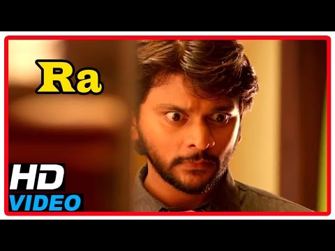 Ra Tamil Movie | Scenes | Ashraf Feels Aditi Chengappa's Presence | JP Jay | Lawrence Ramu