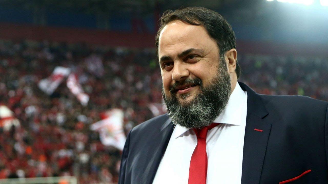 Δηλώσεις κ. Βαγγέλη Μαρινάκη / Mr. Evangelos Marinakis' statement ...