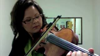 The Ookpik Waltz - Fiddle Workshop with Tania Elizabeth