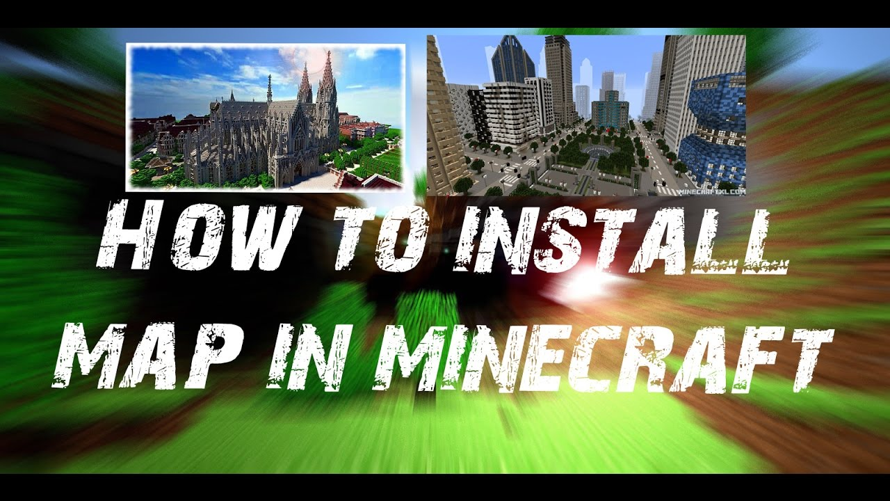 Map 111 2.How To Install Map In Minecraft 1 11 2 1 10 2 Any Version