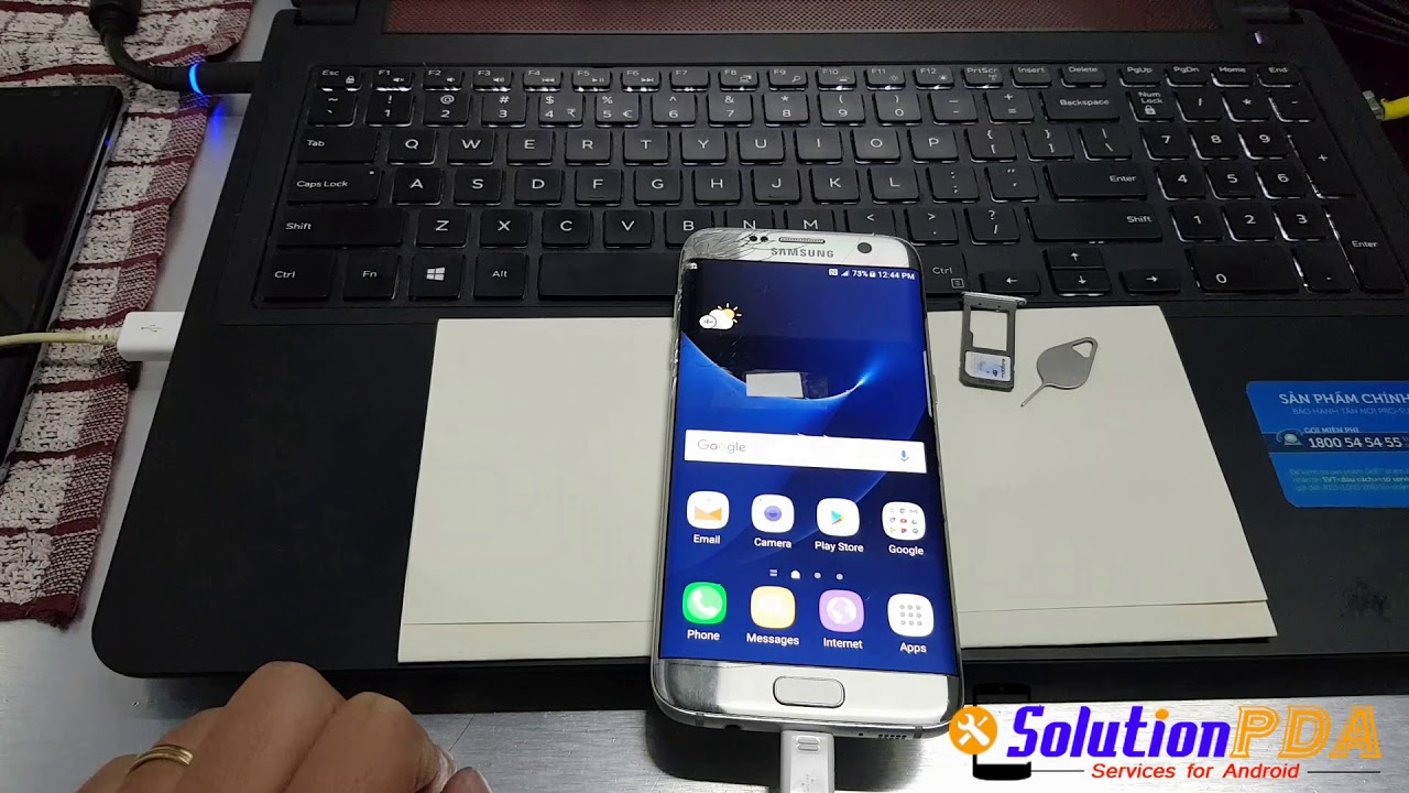 Repair Imei 000000 Fix Bad ESN Imei Samsung S7 Edge G935T G935A G935P G935V  G935F Success by IT Elnino