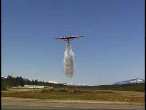 MARTIN MARS WATER BOMBER AND THERMO-GEL SAVE HOMES