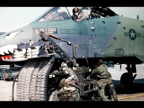 Attack Aircraft A 10 Thunderbolt II | Military
