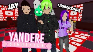 Its YouTube High School! | Yandere Simulator Youtuber Edition