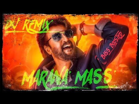Marana mass DJ remix [BASS BOOSTED]