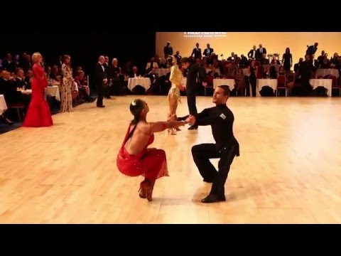 WDC Disney 2015 - Final World Open Latin Amateurs - Rumba