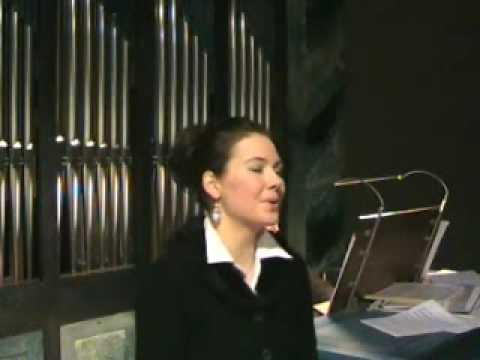 Hochzeit Sängerin Ave Maria Wedding Song Angelina - YouTube