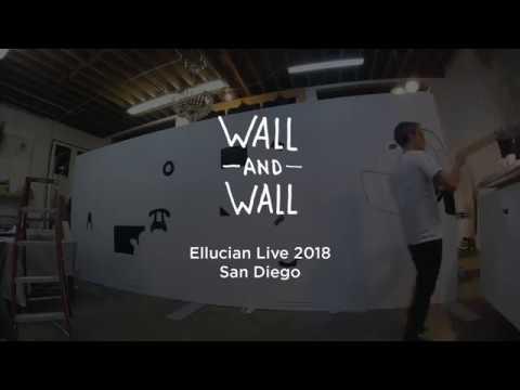 Interactive Mural for Ellucian Live - Bare Conductive