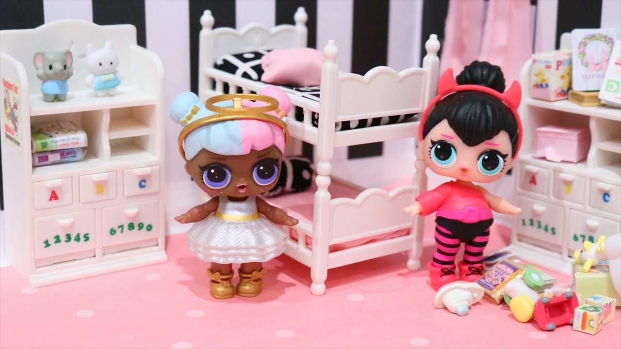LOL Dolls Opposites Club Morning