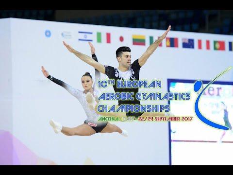 2017 European Aerobic Gymnastics Championships, Ancona (ITA)